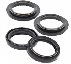 FORK AND DUST SEAL KIT KAW/SUZ/YAM KX125/250/500 1990, RM125 90, RM250 89-90, YZ125-250 89-90 (R)